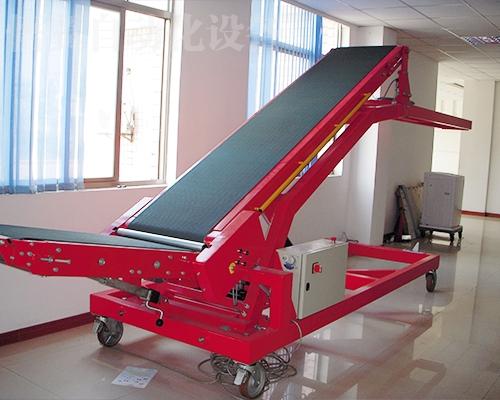 集装箱装卸输送机
