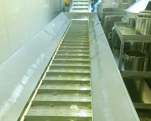 链板线-食品行业